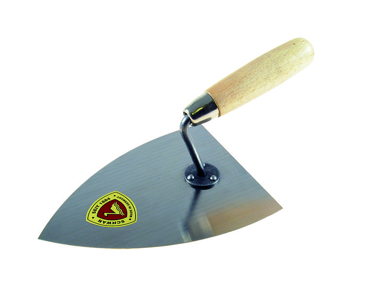 Bricklayer Trowel riveted / Finnish style