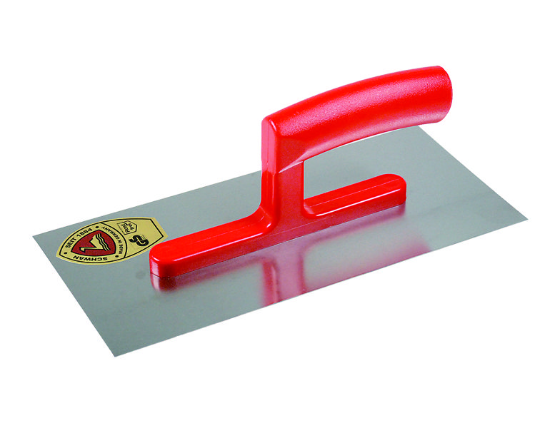 Finishing Trowel / light-duty type / stainless